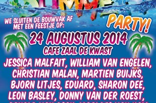 JC Event & JC Records presents 24 aug 2014 :End Of The Summer Party