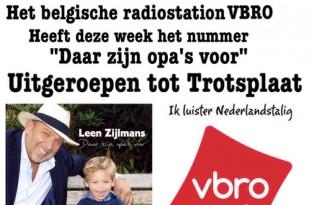 Leen Zijlmans -Trotsplaat VBRO