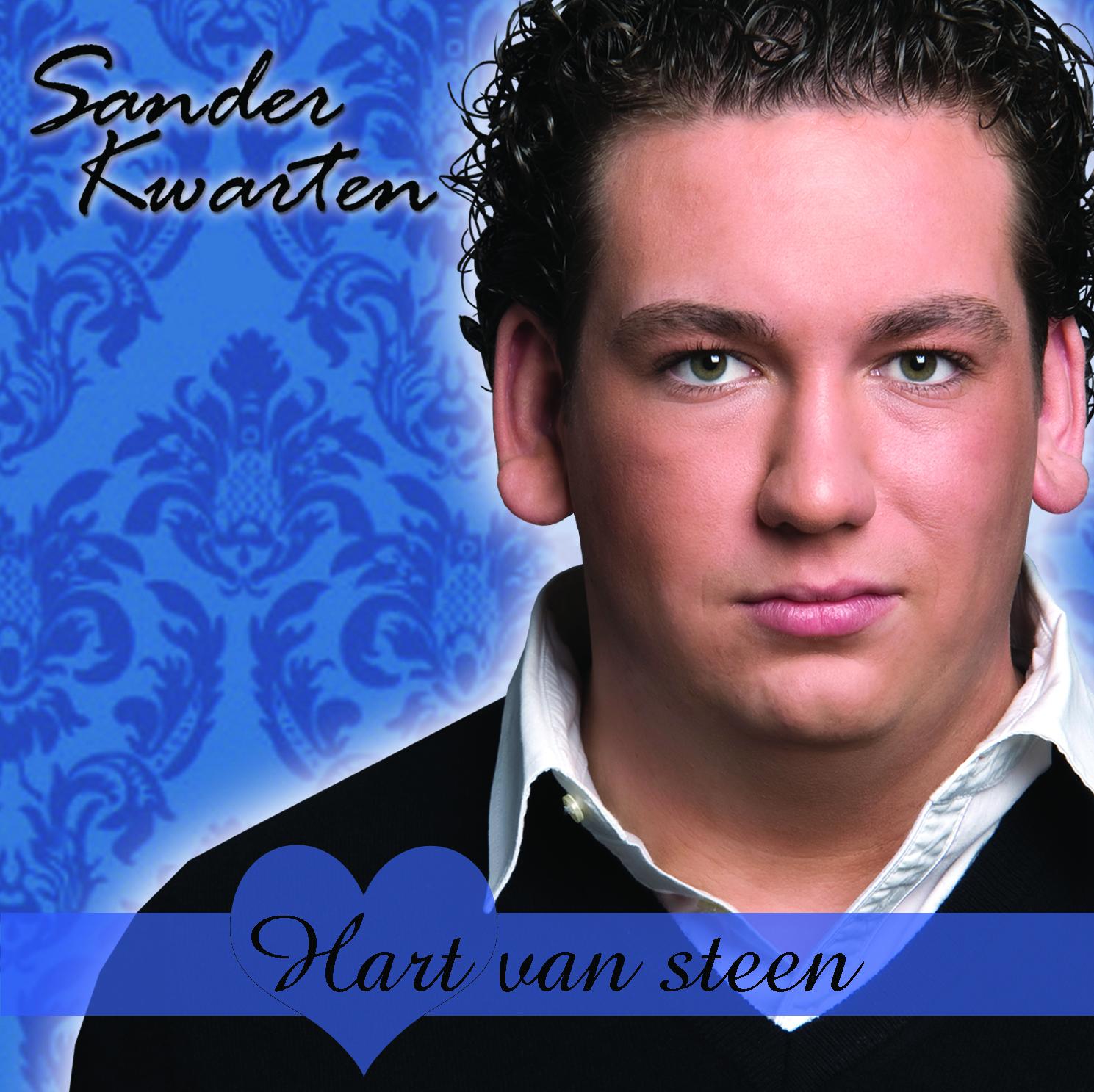 Citaten Hart Van Steen : Sander kwarten met quot hart van steen in de single top