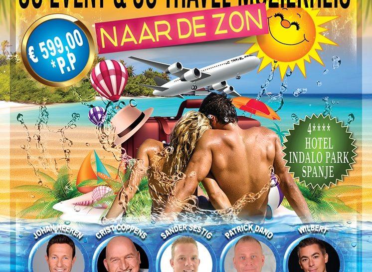 JC Event & JC Travel Muziekreis Naar De Zon